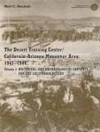 The Desert Training Center/California-Arizona Maneuver Area, 1942-1944 Historical and Archaeological Contexts